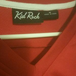a6caf6a6 Price dropped !OFFICIAL KID ROCK JERSEY MENS M